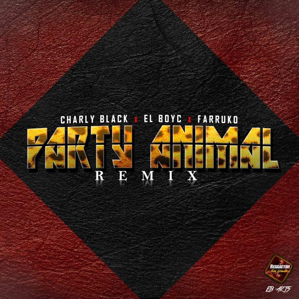 Party Animal Official Remix