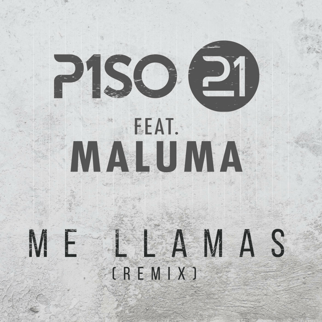 Me Llamas Official Remix