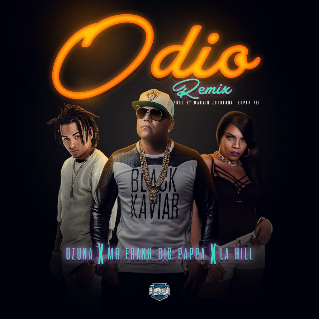 Odio Official Remix