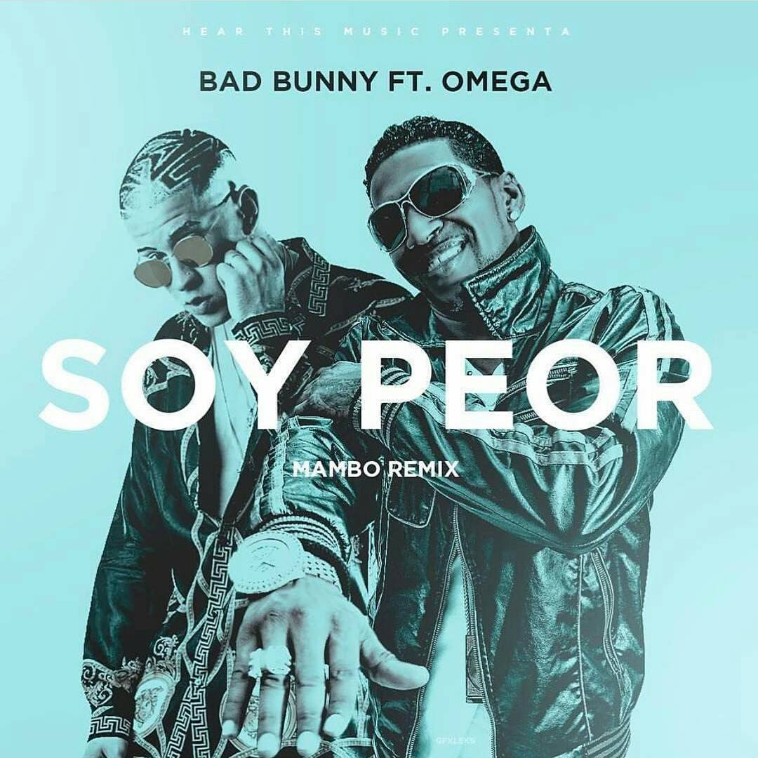 Soy Peor Mambo Remix