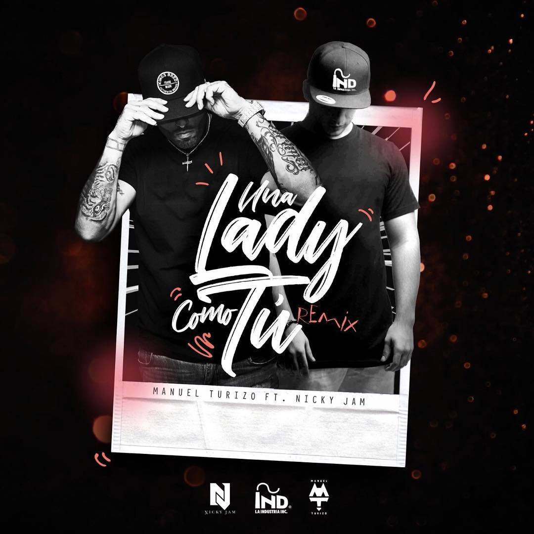 Una Lady Como Tu Official Remix