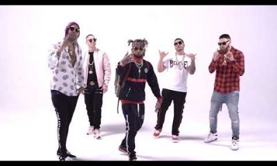 Sou El Flotador Ft. Lary Over Bryant Myers Baby Rasta Miky Woodz Y Juhn Maltrato Official Remix Official Video