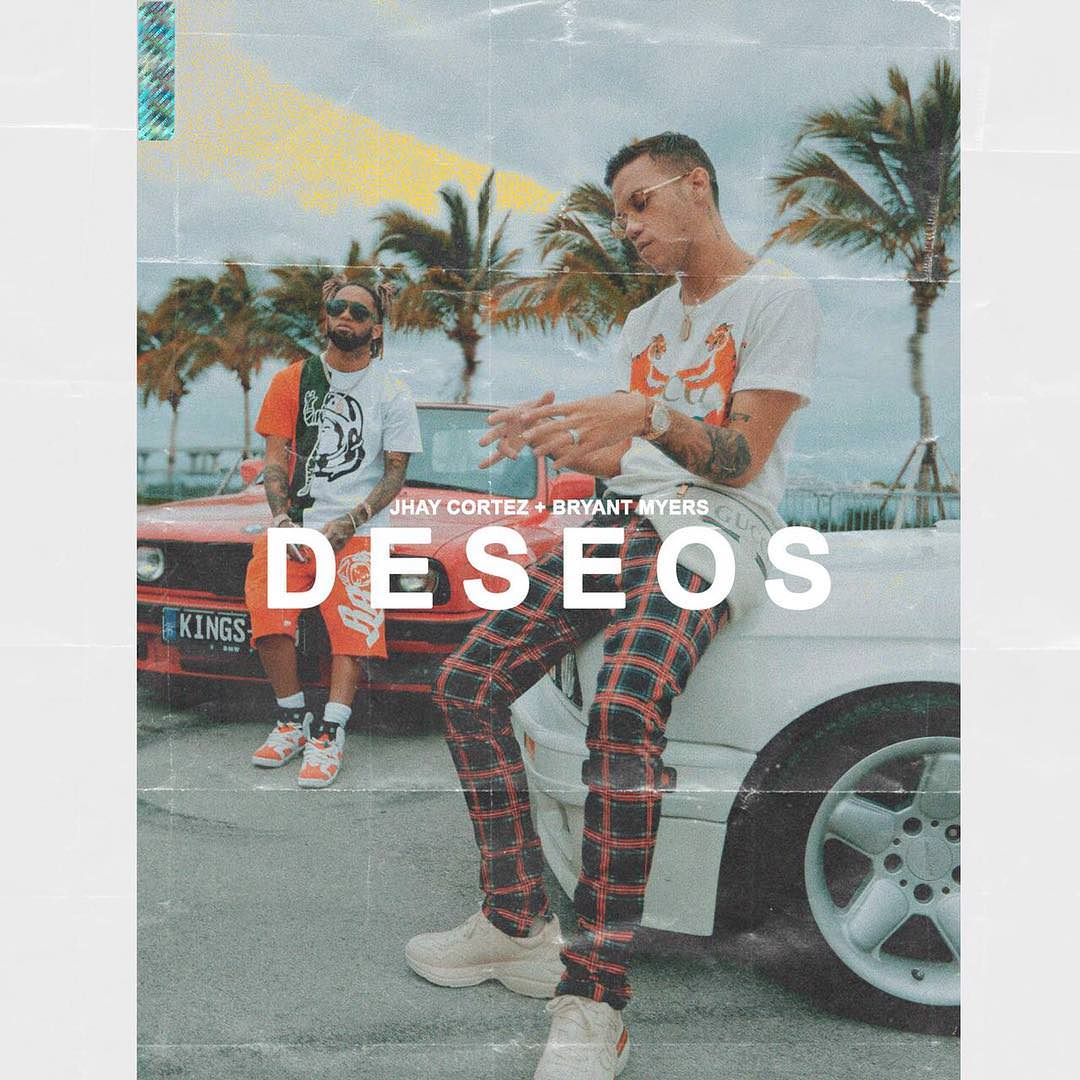 Jhay Cortez Ft. Bryant Myers – Deseos