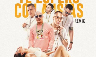 Te Espero Con Ansias Official Remix