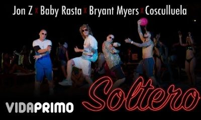 Jon Z Baby Rasta Bryant Myers Y Cosculluela Soltero Official Video