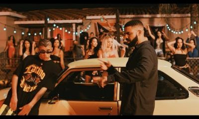 Bad Bunny Ft. Drake Mia Official Video