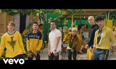 CNCO y Prince Royce Llegaste Tu Official Video