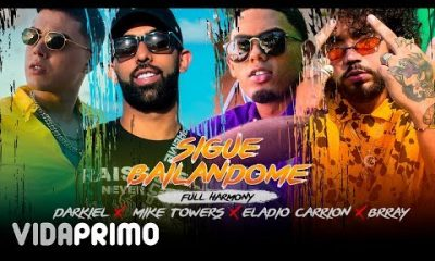 YannC Darkiel Mike Towers Eladio Carrion Y Brray Sigue Bailandome Official Video