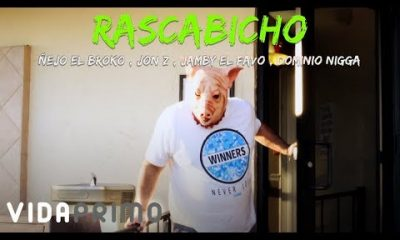 Nejo Jon Z Ele A El Dominio y Jamby El Favo Rascabicho Official Video