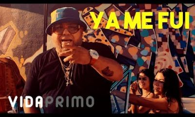 Nejo Que Ya Me Fui Official Video