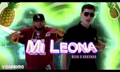 Nejo Ft. Guaynaa Mi Leona Official Video