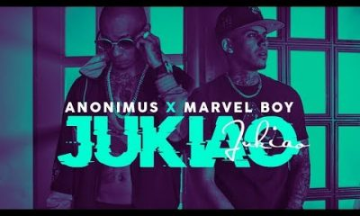 Anonimus Ft. Marvel Boy Jukiao Official Video