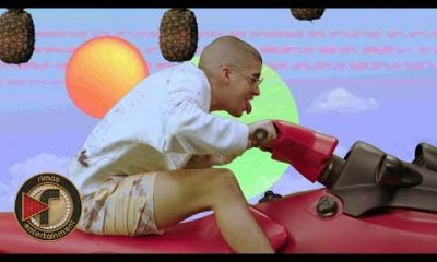 Bad Bunny Ft. Diplo 200 MPH Official Video