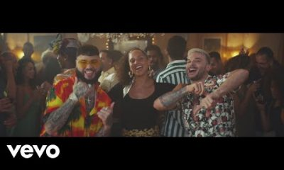 Pedro Capo Alicia Keys y Farruko Calma Alicia Remix Official Video