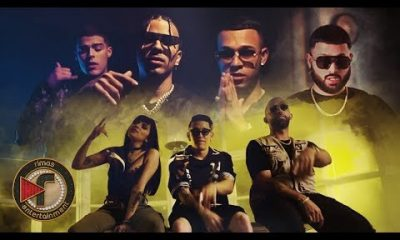 Lyanno Rauw Alejandro Alex Rose Lunay Eladio Carrion Cazzu y Lenny Tavarez Mi Llamada Remix Official Video