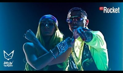 Rauw Alejandro Ft. Oliva Irie Kingz Na De Ti Official Video
