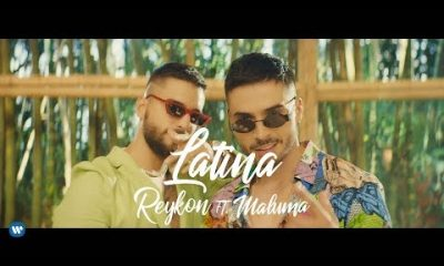 Reykon Ft. Maluma Latina Official Video