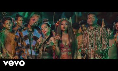 ChocQuibTown y Becky G Que Me Baile Official Video