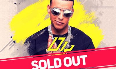 Daddy Yankee logra Sold Out en Madrid