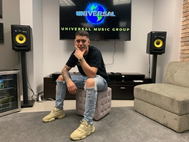 Ecko firma contrato con Universal Music Latin Entertainment