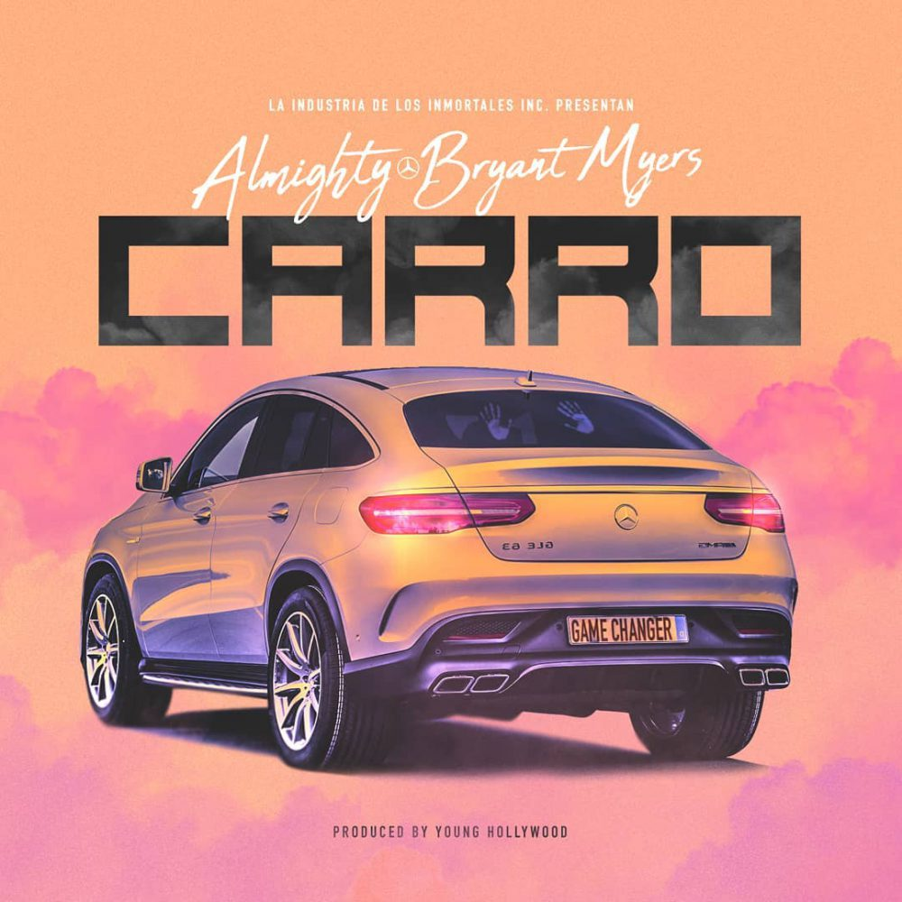 Almighty Ft. Bryant Myers - En El Carro