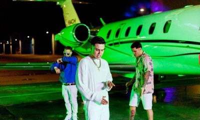 Darkiel Juhn Nio Garcia Casper Magico Y Boy Wonder CF Escapate Official Video