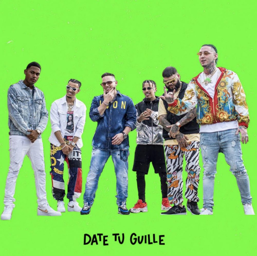 """Milly, Farruko, Myke Towers, Lary Over, Rauw Alejandro y Sharo Towers son tendencia con """"Date Tu Guille"""""""