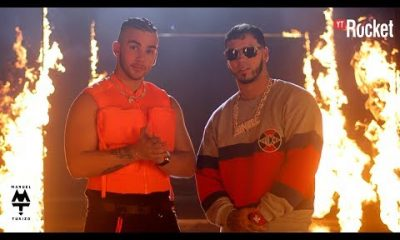 Manuel Turizo y Anuel AA Te Quemaste Official Video