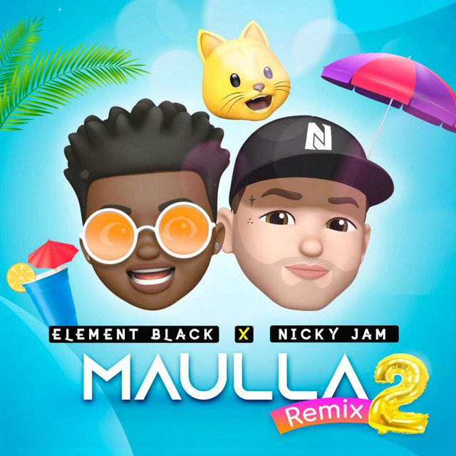 Element Black & Nicky Jam - Maulla (Remix 2)