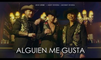 Andy Rivera Jhonny Rivera y Jessi Uribe Alguien Me Gusta Official Video