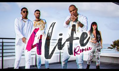 Anonimus Pusho Jay Wheeler y Queen Rowsy 4 Life Remix Official Video