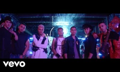 CNCO y Manuel Turizo Pegao Official Video