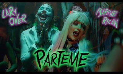 Lary Over y Barbie Rican Parteme Official Video