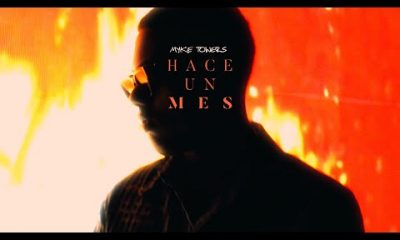 Myke Towers Hace Un Mes Official Video