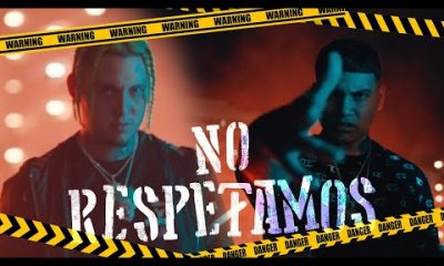 Ankhal y Lary Over No Respetamos Official Video