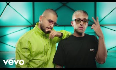 Feid Maluma y Sky FRESH KERIAS Official Video