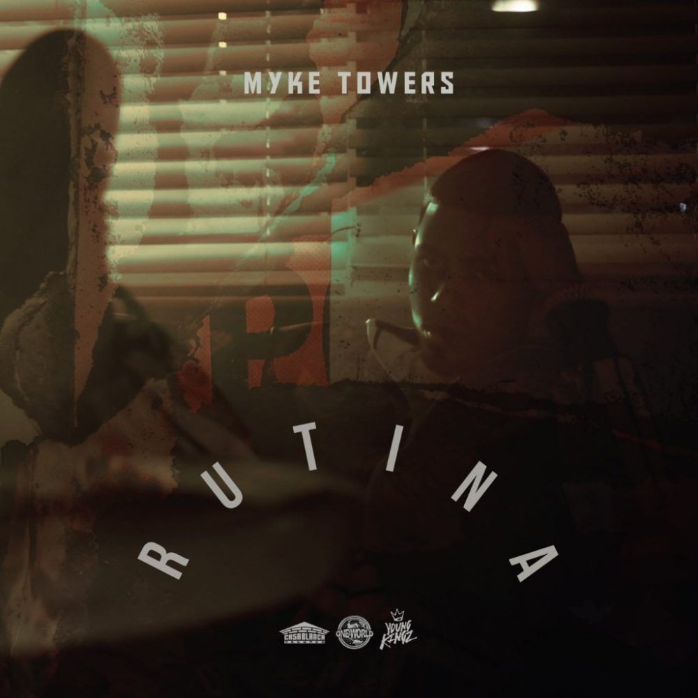 Myke Towers - Rutina
