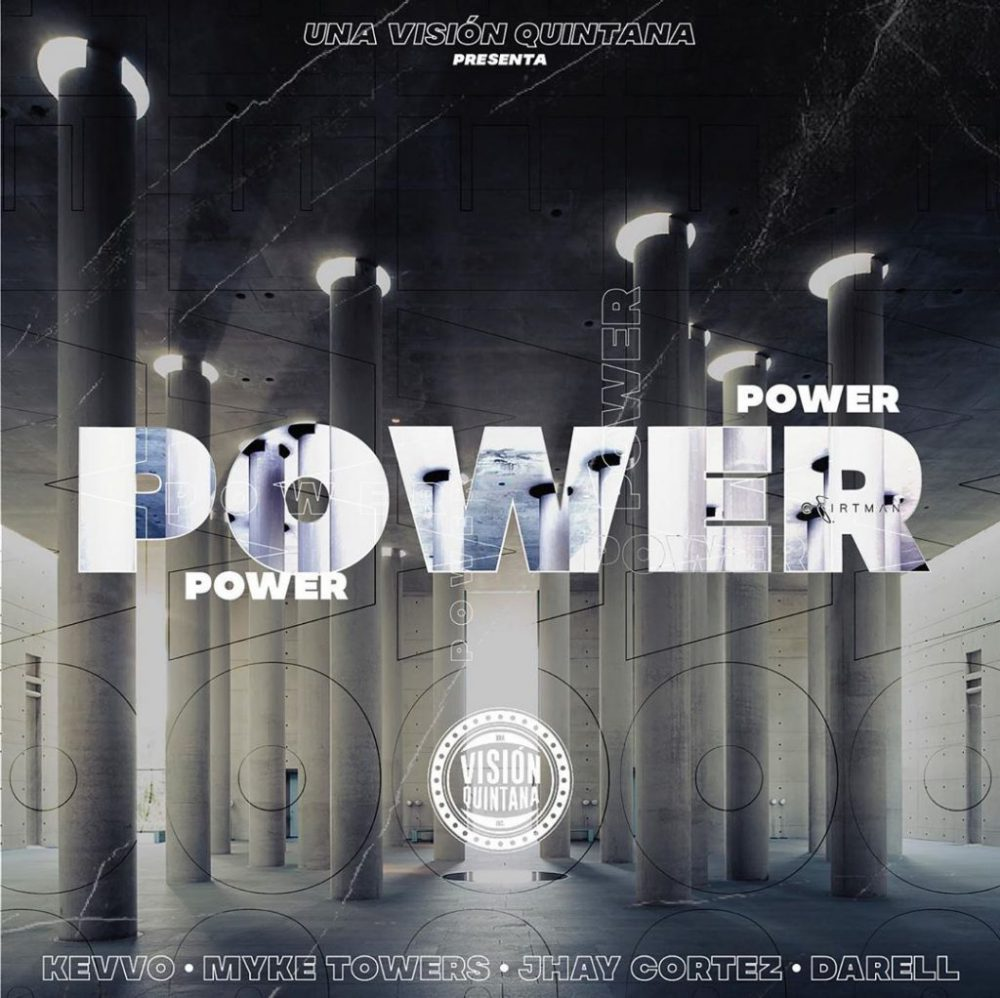 KEVVO, Myke Towers, Jhay Cortez & Darell - Power