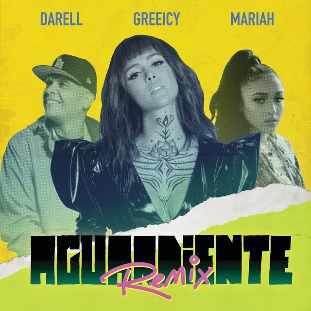 Greeicy, Mariah & Darell - Aguardiente (Remix)