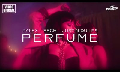 Dalex Ft. Sech Y Justin Quiles Perfume Official Video