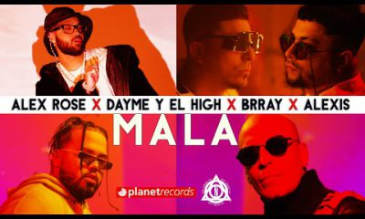 Alex Rose Brray y Alexis Mala Official Video