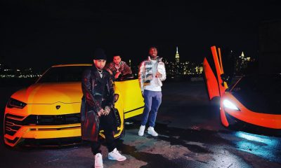 Gan Ga Uptown Remix de Bryant Myers ft. French Montana y Lil Tjay supera 2 millones de views en YouTube scaled