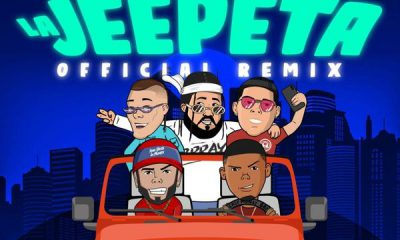 La Jeepeta Remix