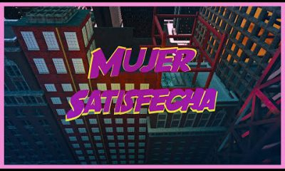 Zion y Lennox Mujer Satisfecha Official Video