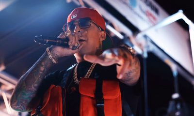 Nengo Flow lanza nuevo album THE GOAT 1 scaled