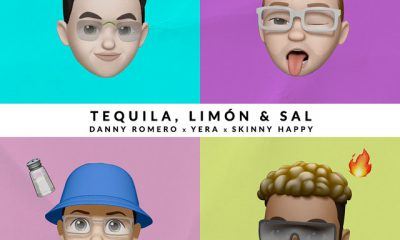Tequila Limon y Sal