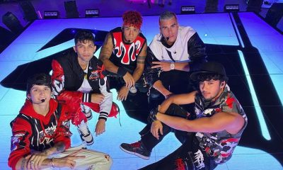 CNCO supera 5 millones de views en YouTube con Beso