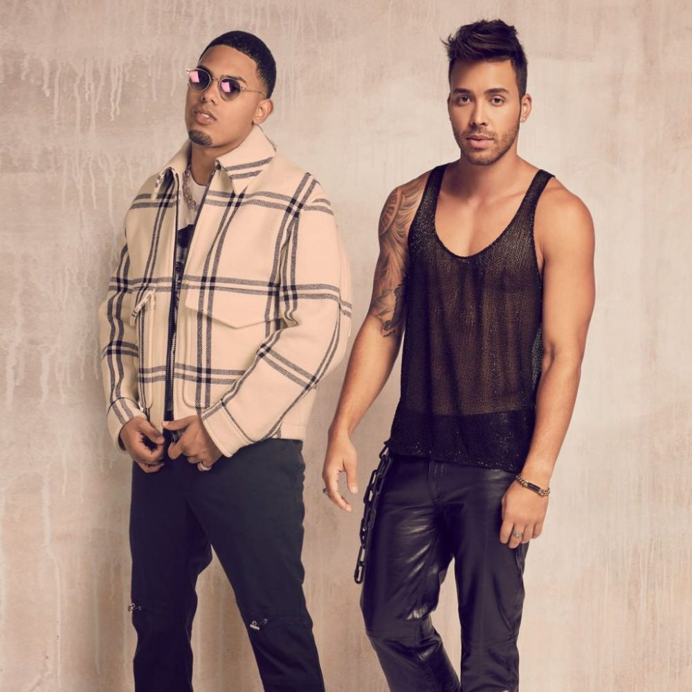 Prince Royce lanza video Carita De Inocente (Remix) junto a Myke Towers