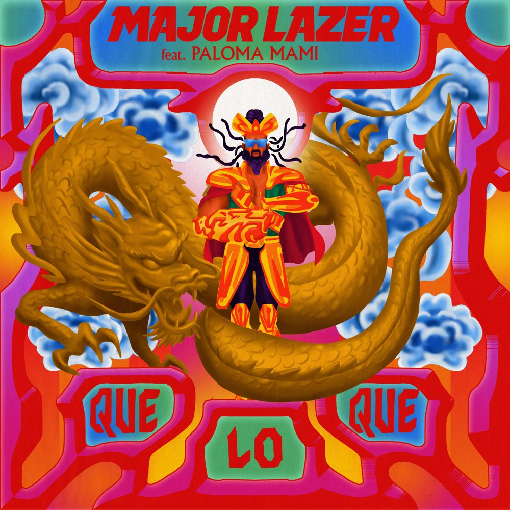 Major Lazer Ft. Paloma Mami - QueLoQue