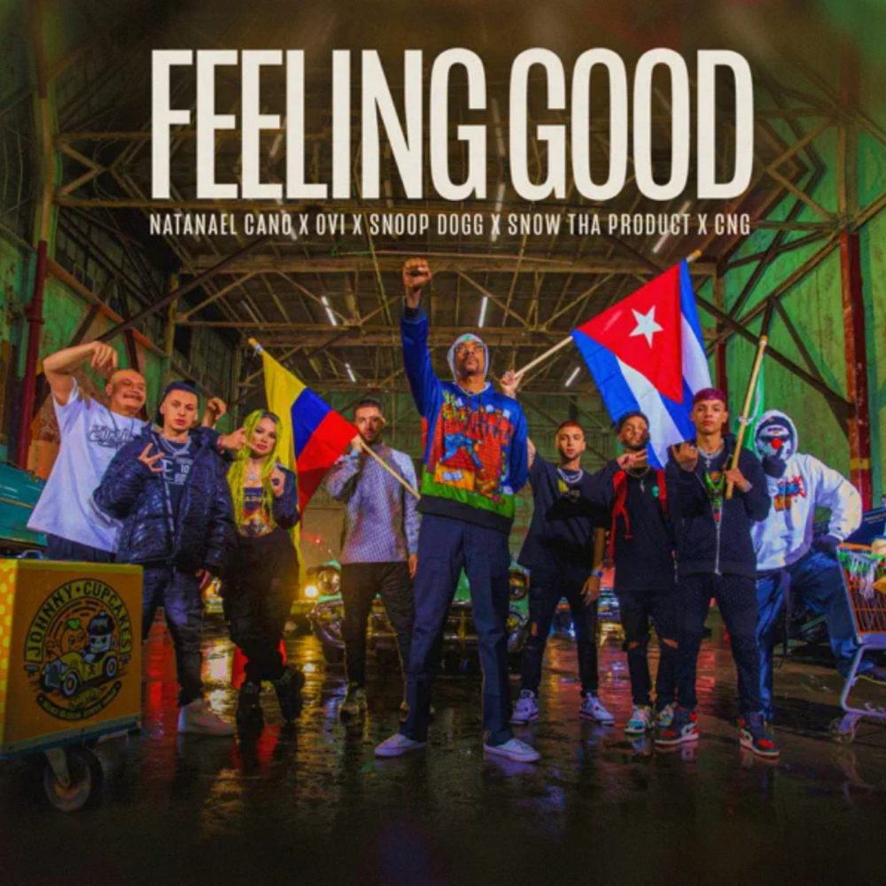 Natanael Cano, Snoop Dogg, Ovi Ft. Snow Tha Product & CNG - Feeling Good